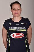 Martina Crippa<br /> Posati Nazionale Italiana Femminile Senior<br /> FIP Nazionali 2017<br /> Montegrotto Terme, 27/02/2017<br /> Foto Ciamillo-Castoria