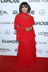 Kat Graham attends the 2018 Glamour Women of the Year Awards at Spring Studios in New York