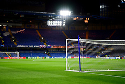 A general view of Stamford Bridge  prior to kick off - Mandatory by-line: Ryan Hiscott/JMP - 10/12/2019 - FOOTBALL - Stamford Bridge - London, England - Chelsea v Lille - UEFA Champions League group stage