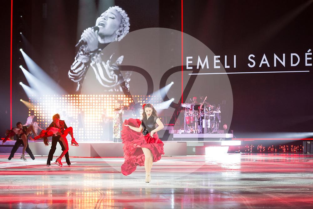 SCHWEIZ - OERLIKON - Art on Ice 2018 'Das Original' mit Bühnenbilder von Wolfgang Beltracchi - 04. März 2018 © Raphael Hünerfauth - http://huenerfauth.ch