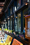 New York City: Bubby's in Tribeca