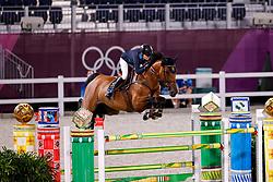 Baryard-Johnsson Malin, SWE, Indiana, 385<br /> Olympic Games Tokyo 2021<br /> © Hippo Foto - Dirk Caremans<br /> 07/08/2021
