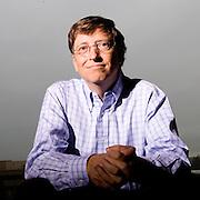 Bill Gates - Chairman of Microsoft Bill Gates, Chairman of Microsoft.  Photographed in Microsoft offices.