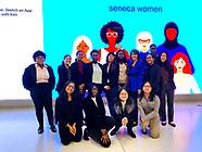 Seneca Women at Apple