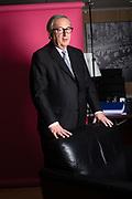 Brussels Belgium 18 December 2018 Portrait of European Comission President Mr. Jean-Claude Juncker at his office for Die Welt