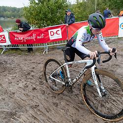 13-10-2019: Cycling: Superprestige Cyclocross: Gieten <br />Lindy van Anrooij