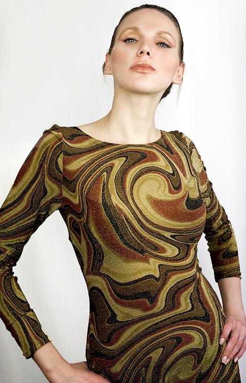 Model: Eugenia Daudova.
