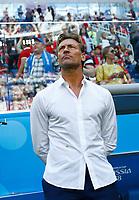 Morocco coach Herve Renard<br /> Saint Petersburg 15-06-2018 Football FIFA World Cup Russia  2018 <br /> Morocco - Iran / Marocco - Iran <br /> Foto Matteo Ciambelli/Insidefoto