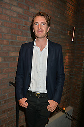 OTIS FERRY at a party to celebrate the launch of Sackville's Bar & Grill, 8a Sackville Street, London on 15th July 2015.