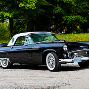 1956 Ford Thunderbird Convertabile Roadster