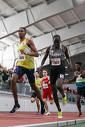 Ellison, BAA, beats Rutto, Army, 800<br /> BU Terrier Indoor track meet
