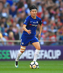 File photo dated 05-05-2018 of Chelsea's Ji So-Yun.