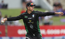 Kevin Pietersen of Hollywoodbets Dolphins during the T20 Challenge cricket match between the Dolphins and the Cobras at the Kingsmead stadium in Durban, KwaZulu Natal, South Africa on the 4th December 2016<br /> <br /> Photo by:   Steve Haag / Real Time Images
