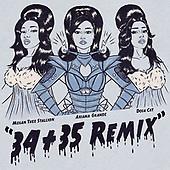 January 15, 2021 (Worldwide): Ariana Grande, Megan Thee Stallion and Doja Cat '34 + 35 Remix'