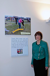 Youth Employment Minister Angela Constance visited Edinburgh company Juniper Play which supplies equipment for children's playgrounds to hear about its graduate recruitment on the day labour market statistics are published. Ger Harley | StockPix.EU