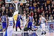 Achille Polonara<br /> Banco di Sardegna Dinamo Sassari - Happy Casa Brindisi<br /> LBA Serie A Postemobile 2018-2019<br /> Sassari, 03/02/2019<br /> Foto L.Canu / Ciamillo-Castoria