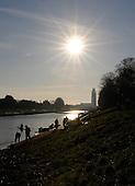 20080209, GB Rowing, Boston Trials, UK