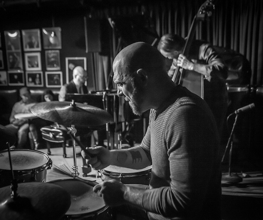 The Bad Plus at The Village Vanguard in New York City on January 6, 2013