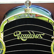A Rambler Seven-Passenger Touring at the Greenwich Concours d'Elegance Festival of Speed and Style featuring great classic vintage cars. Roger Sherman Baldwin Park, Greenwich, Connecticut, USA.  2nd June 2012. Photo Tim Clayton