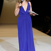 NLD/Den Haag/20091106 - Uitreiking Mercedes-Benz Dutch Fashion Awards 2009, Angelique Westerhoff