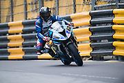 Sam WEST, GBR, PRL/OHA Motorsport BMW S 1000 RR<br /> <br /> 65th Macau Grand Prix. 14-18.11.2018.<br /> Suncity Group Macau Motorcycle Grand Prix - 52nd Edition.<br /> Macau Copyright Free Image for editorial use only