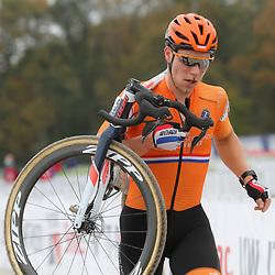08-11-2020: Wielrennen: EK Veldrijden: Rosmalen<br />Stan Godrie