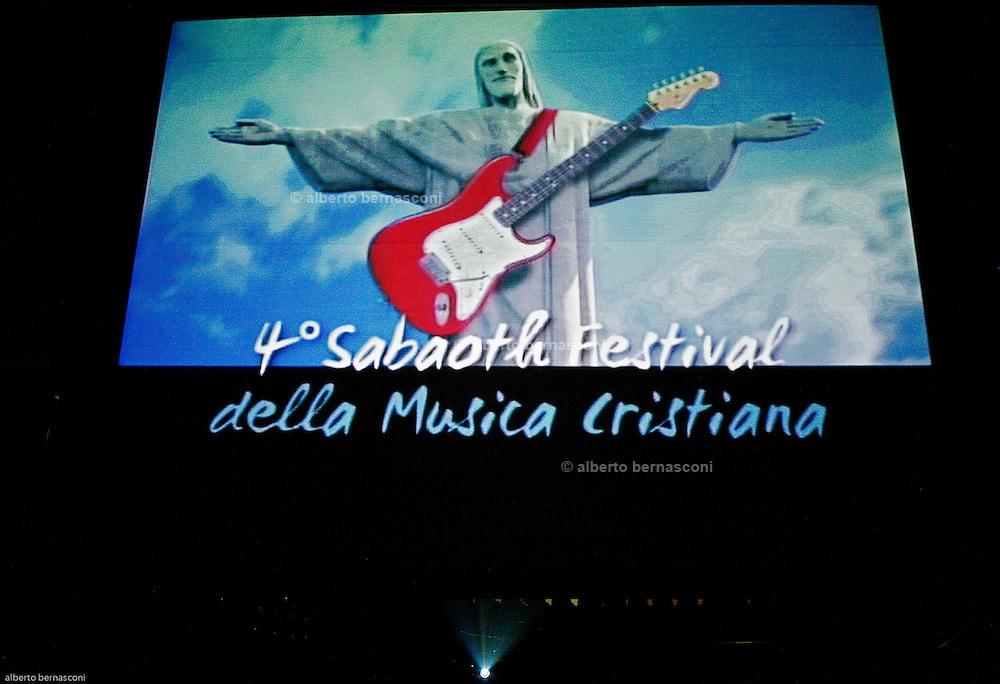 Milano, 4° Sabaoth festival della Musica Cristiana
