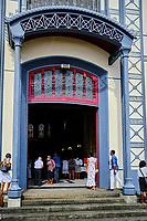 France, Martinique, Fort-de-France, centre ville, la cathedrale Saint-Louis // France, West Indies, Martinique, Fort-de-France, Saint-Louis cathedral