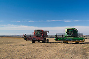 Kansas KS USA, Farming harvesting equipment