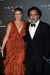 Maria Eladia Hagerman and Alejandro Gonzalez Inarritu attend the Kering Women In Motion Awards during the 72nd annual Cannes Film Festival in Cannes, France, on May 19, 2019. 20 May 2019 Pictured: Maria Eladia Hagerman and Alejandro Gonzalez Inarritu attend the Kering Women In Motion Awards during the 72nd annual Cannes Film Festival in Cannes, France, on May 19, 2019. Photo credit: Favier/ELIOTPRESS / MEGA TheMegaAgency.com +1 888 505 6342