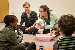 Speech and language therapy with children, Enfield, a service of the Barnet, Enfield & Haringey (NHS) Mental Health Trust MR