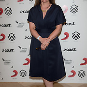 Cariad Lloyd attend the Annual award ceremony celebrating the best British podcasts. Supported by Sony Music's on 19 May 2018 at King's Place, London, UK.