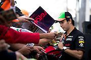 October 30-November 2 : United States Grand Prix 2014, Sergio Perez (MEX), Force India-Mercedes