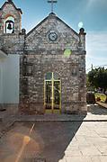 Puglia, small Church in Martina Franca