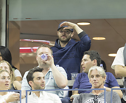 September 4, 2017 - New York, New York, United States - Justin Timberlake attends match between Roger Federer & Philipp Kohlschreiber of Germany at US Open Championships at Billie Jean King National Tennis Center  (Credit Image: © Lev Radin/Pacific Press via ZUMA Wire)