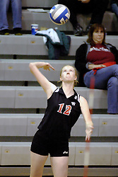 27 October 2006: Bear Whitney Smith. The Bears won the match 3 games to 1. The match between the Washington University Bears and the Illinois Wesleyan Titans took place at Shirk Center on the IWU campus in Bloomington Illinois.<br />