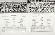 All Ireland Senior Hurling Championship Final,.Senior Kilkenny v Tipperary,.Minor Cork v Wexford,.Kilkenny 3-08 Tipperary 2-07,.03091967AISHCF,.03.09.1967, 09.03.1967, 3rd September 1967,..Cork, L Gavin, M McCarthy, B Tobin, M Bohane, T O Brien, J Horgan, M Aherne, P Moylan, J Barrett, S Murphy, M Malone, C Kelly, T Buckley, B O Connor, P Ring, ..Wexford, P Cox, J Quigley, J Roice, E McDonald, E Walsh, L Byrne, L Bennett, A Kavanagh, P Walsh, J Murphy, M Butler, P Byrne, M Quigley, M Casey, J Murphy,