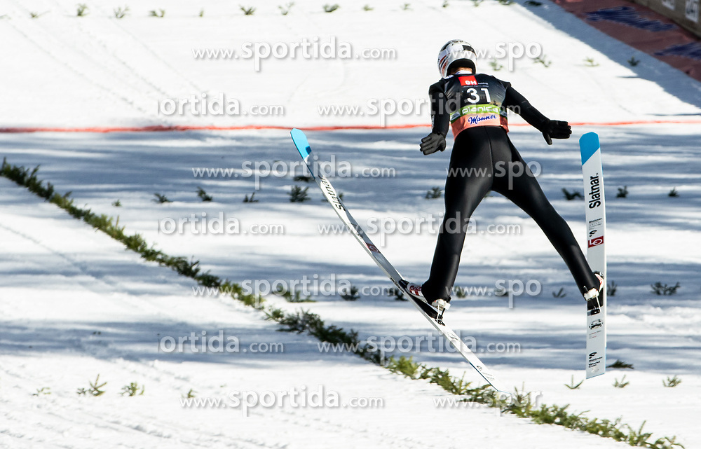 Robert Johansson (NOR) soaring through the air during the Ski Flying Hill Individual Competition at Day 2 of FIS Ski Jumping World Cup Final 2019, on March 22, 2019 in Planica, Slovenia. Photo by Masa Kraljic / Sportida