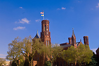 Smithsonian Institution (The Castle), Washington D.C., U.S.A.