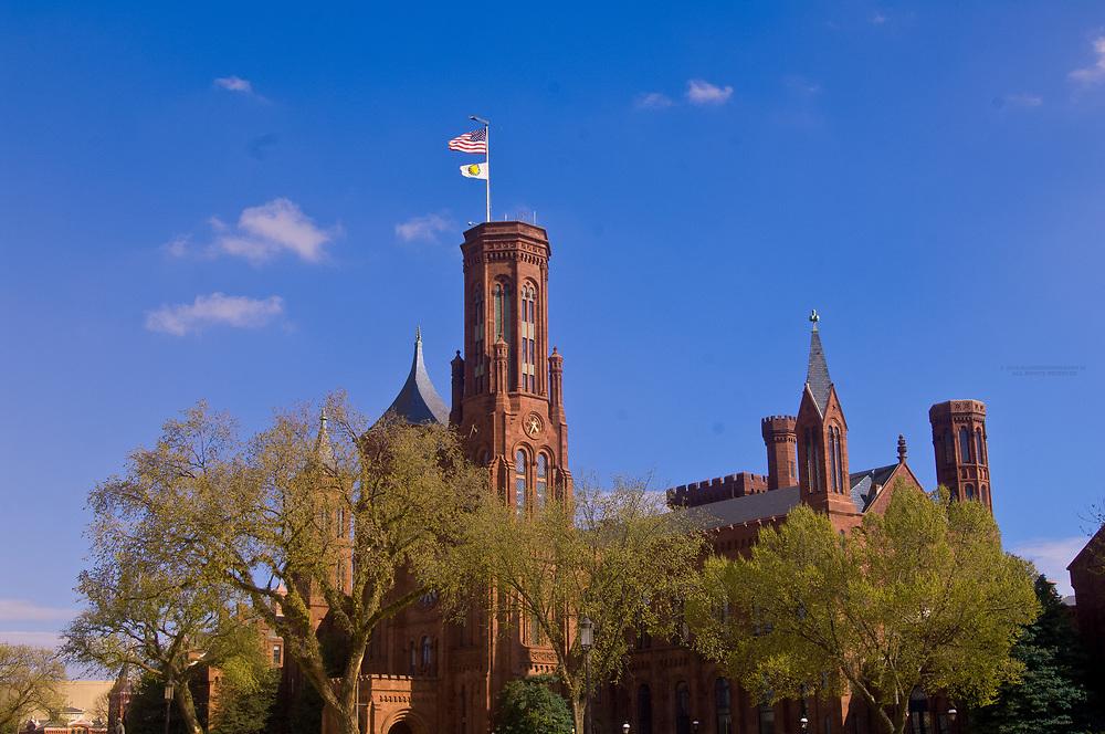 Smithsonian Institution (The Castle), Washington D.C., U.S.A.