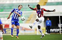 Fotball , 28. januar 2011, Copa del Sol , <br /> Tromsø - IFK Göteborg 0-2<br /> <br /> Kara Mbodji , TIL<br /> Tobias Hysen , IFK