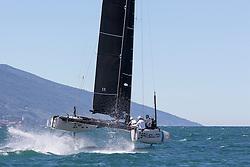 GC32 at the Foiling week, lage Garda, Wednesday, 9-70-2014
