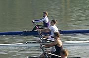 Hazewinkel. BELGUIM  GBR M1X. top Matt WELLS. 2004 GBR Rowing Trials - Rowing Course, Bloso, Hazewinkel. BELGUIM. [Mandatory Credit Peter Spurrier/ Intersport Images]