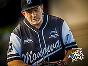 SOFTBALL<br /> Softball - Men - Recreational - 35+<br /> RANGITOTO COLLEGE<br /> World Masters Games Auckland<br /> April 20-30 2017<br /> Photo by CMGSPORT<br /> www.cmgsport.co.nz