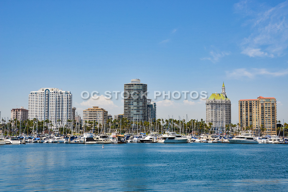 Shoreline Marina in Long Beach