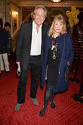 ROD & PATTIE WESTON at Beautiful - The Carole King Musical 1st Birthday celebration evening at The Aldwych Theatre, London on 23rd February 2016.