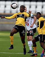 Fotball , 25. mars 2017 , Privatkamp<br /> Odd - Start 3-4<br /> Dennis Agyare Antwi , Start