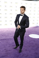 HOLLYWOOD, CA - OCTOBER 26: Pablo Alboran attends the Telemundo's Latin American Music Awards 2017 held at Dolby Theatre on October 26, 2017. Byline, credit, TV usage, web usage or linkback must read SILVEXPHOTO.COM. Failure to byline correctly will incur double the agreed fee. Tel: +1 714 504 6870.