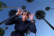 Comedian/actor Richard Belzer    Beverly Hills, CA