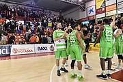 Team Banco di Sardegna Dinamo Sassari, Commando Ultra' Dinamo<br /> Baxi Manresa - Banco di Sardegna Dinamo Sassari<br /> FIBA BCL Basketball Champions League 2019-20<br /> Manresa, 05/02/2020<br /> Foto L.Canu / Ciamillo-Castoria